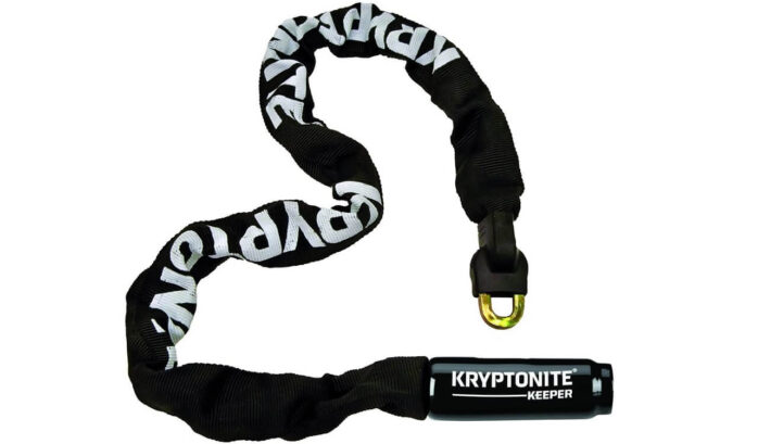Kryptonite Keeper 785 Integrated Bicycle Lock Chain