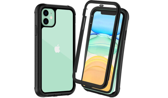 OTBBA iPhone 11 Heavy Drop Protection Cover Case