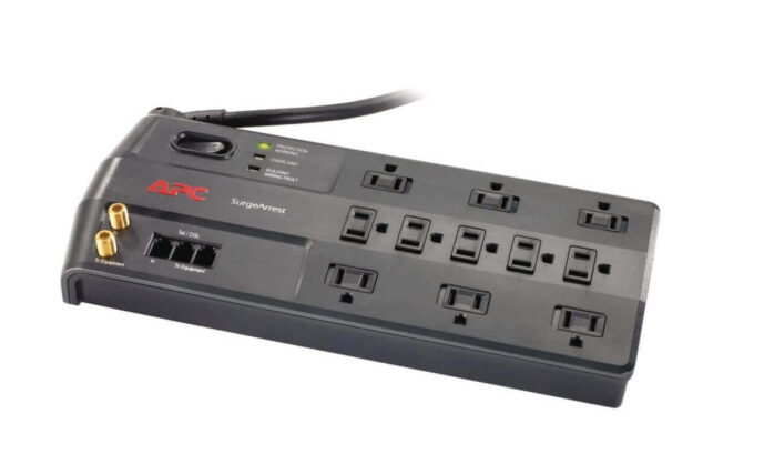 APC 3020 Joules 11 Outlet Surge Protector