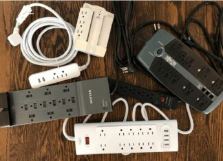Best 6-Outlet Surge Protectors