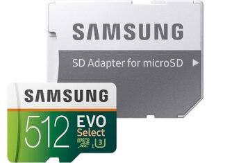 Best Samsung MicroSD Card