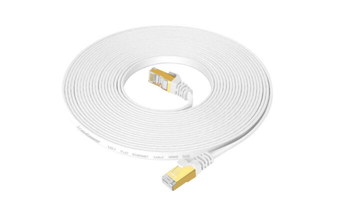 CableGeeker Cat7 Shielded Ethernet Cable