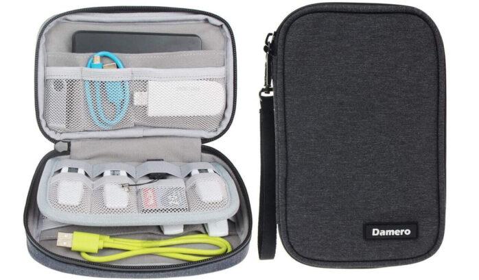 Damero USB Flash Drive Case Bag