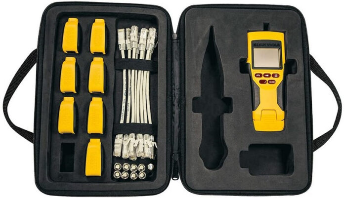Klein Tools VDV501-826 Cable Tester Kit