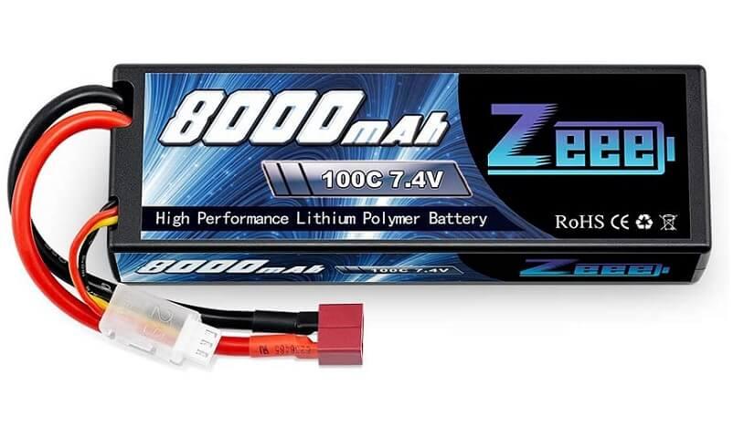 Zeee Lipo Battery 8000mAh