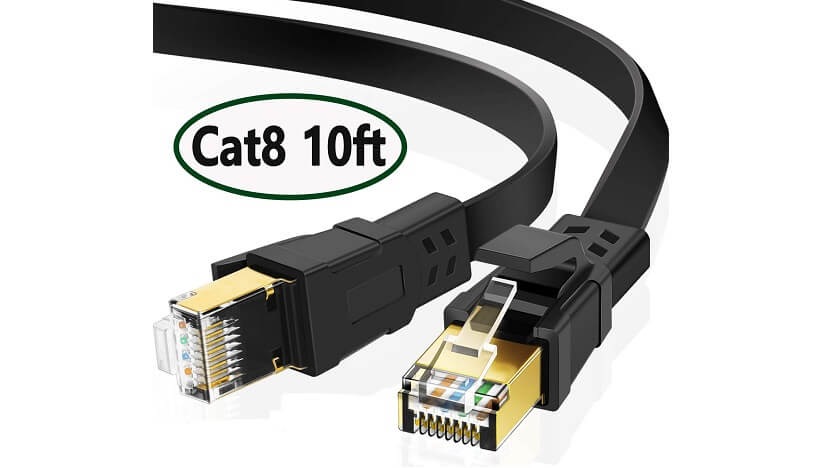 Cat 8 high speed internet cable for xbox and ps4