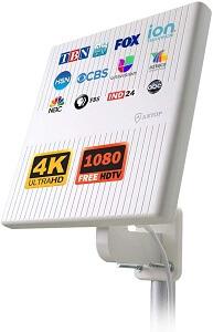 Multidirectional TV Antenna