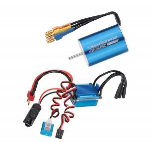 GoolRC 2435 4800KV 4P Sensorless Brushless Motor