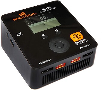 Spektrum S2100 Smart RC Battery Charger