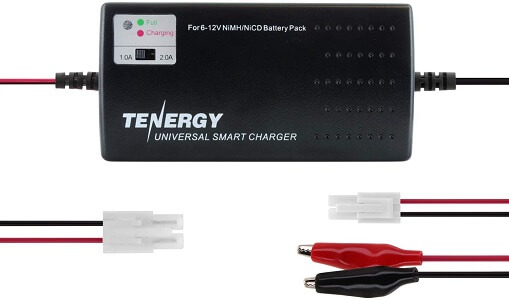 Tenergy Universal RC Battery Charger