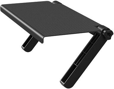 13-Inch Wide Platform Adjustable Screen Shelf