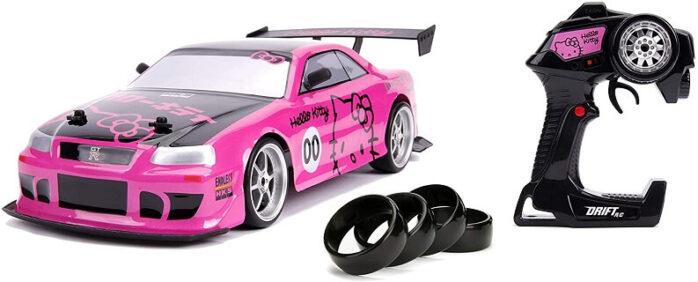 Jada Toys Hello Kitty Nissan Skyline GT-R