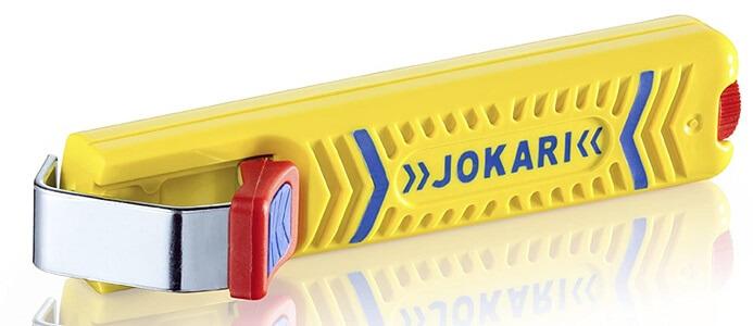 Jokari 10270 Secura Cable Stripping Knife