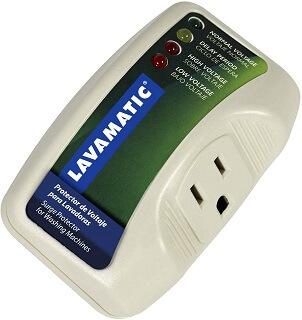 Lavamatic Electronic Surge Protector for Washing Machine