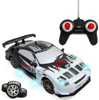 Liberty Imports Super Fast Drift King Sports Racing Car