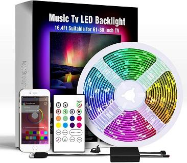 Miume Music LED Backlit TV
