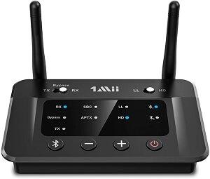 1Mii B03 Long Range Bluetooth 5.0 Transmitter Receiver