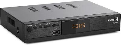 ViewTV ATSC Digital Converter Box for TV