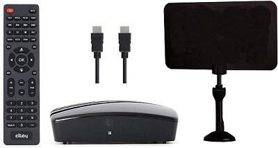eXuby Digital Converter Box for TV